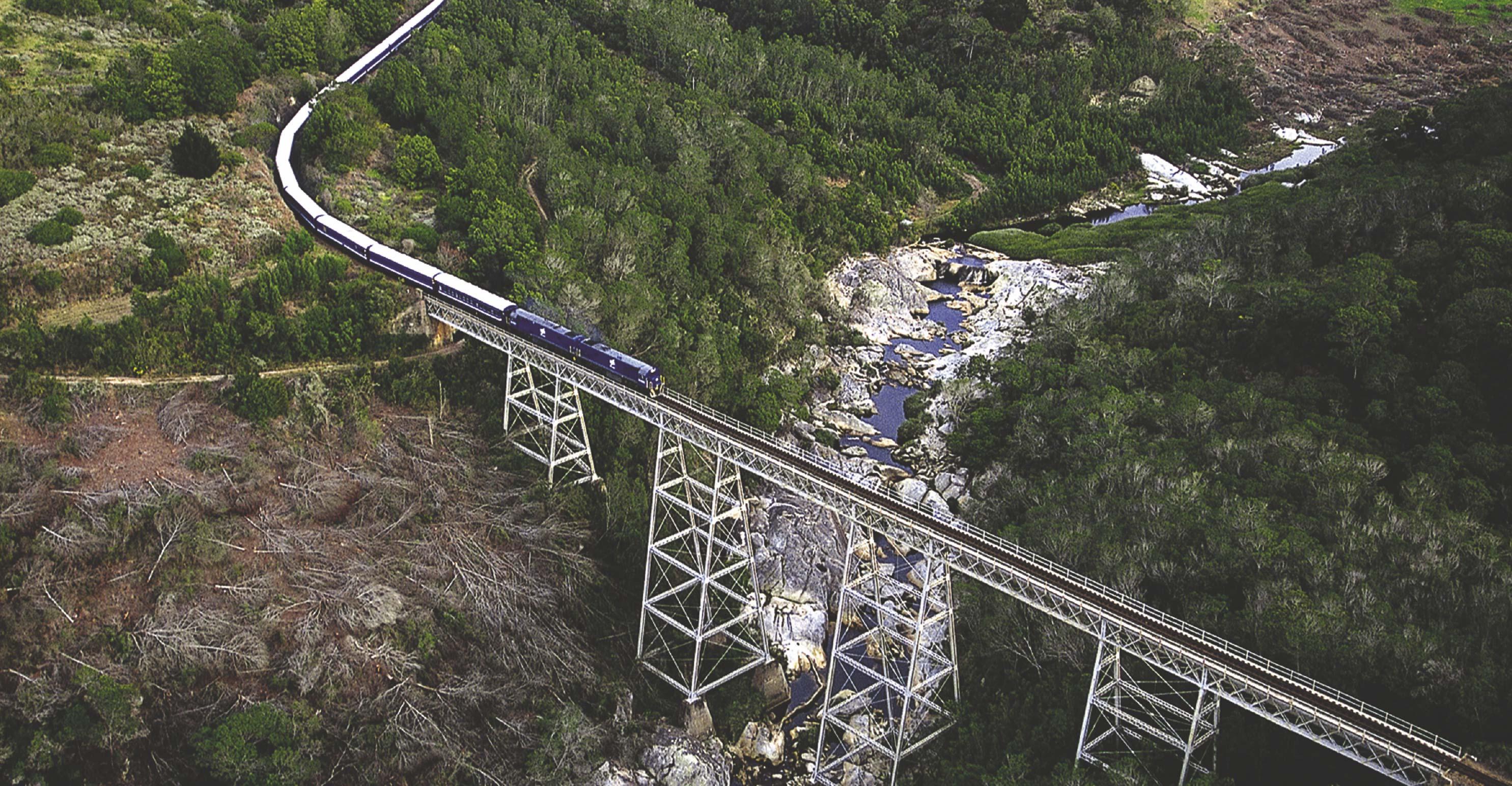 Luxury Rail
