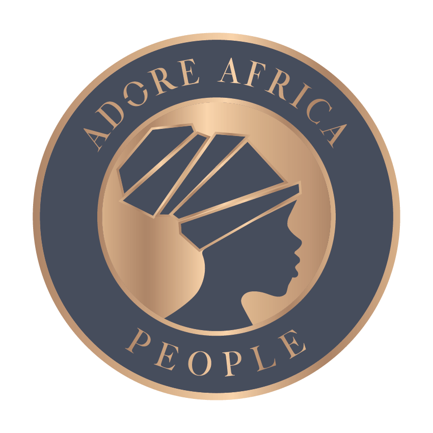 ADORE Africa Our People Logo