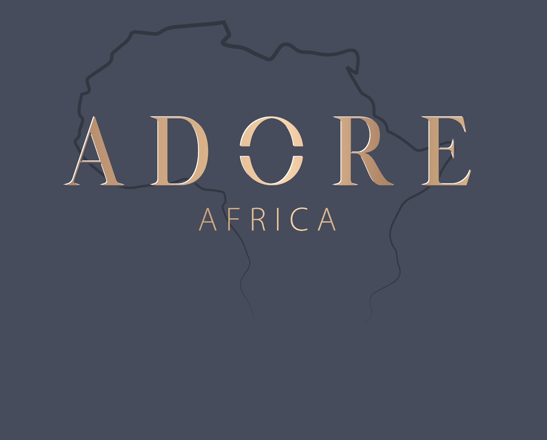 ADORE Africa Landing Page